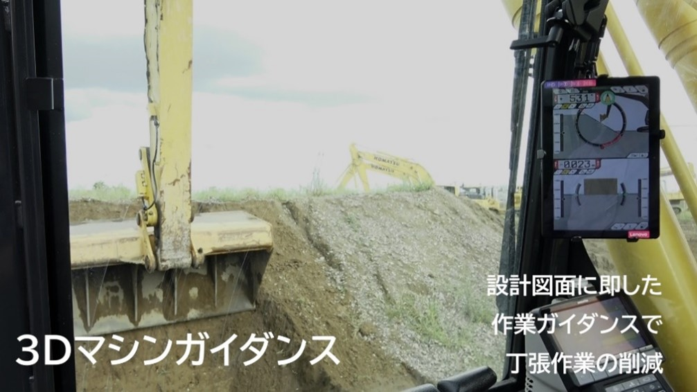 スマートコンストラクション・レトロフィットキット